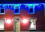 Annascaul House B&B at Christmas time.
