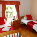 Twin Room, ensuite, Tea/coffee, T.V,