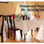 Dining Room Annascaul House B&B