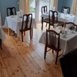 Annascaul house dining room 2019